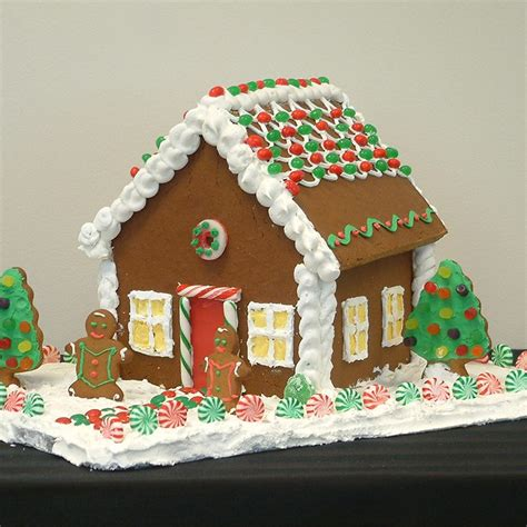 how to make gingerbread house family tree for kids template business