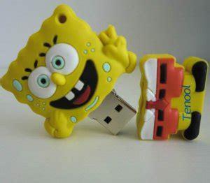 Flashdisk Imut Spongebob 16gb flashdisk unik faslhdisk unik grosir flashdisk unik lucu flashdisk unik flashdisk unik