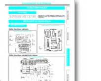 diagramas y manuales de servicio de autos ford