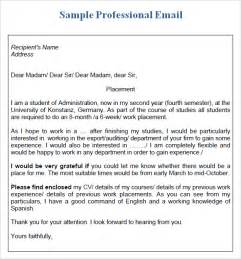 Email Format Template by 8 Best Images Of Professional Email Template
