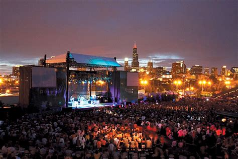 house music concerts chicago summer tour update on chicago s northerly island venue online phish tour