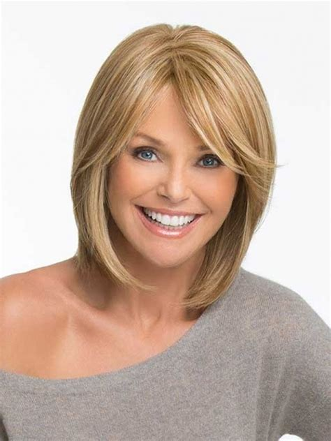 Bob Hairstyles With Side Bangs by 10 Bob Hairstyles With Side Swept Bangs