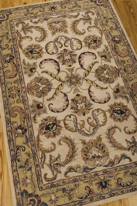nourison india house rugs india house ih47 ivory gold rug by nourison