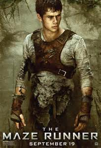 five new the maze runner character posters revealed