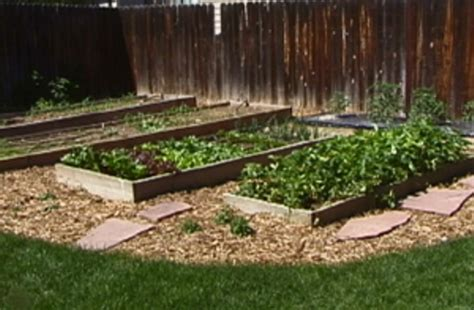 how to arrange vegetable garden beds 5 ways for beautiful