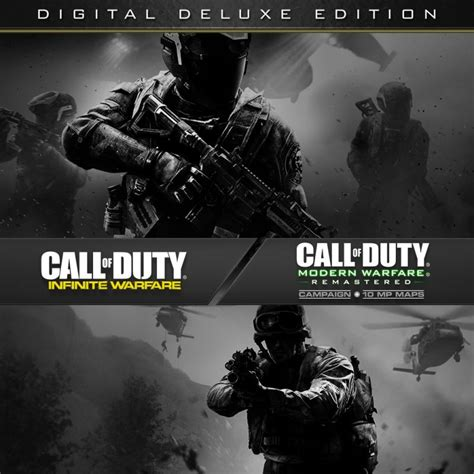 Call Of Duty Infinite 4 Ps4 call of duty infinite warfare digital deluxe edition for playstation 4 2016 trade