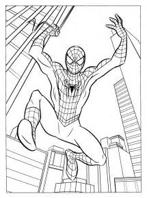 spiderman 3 coloring pages coloringpages1001