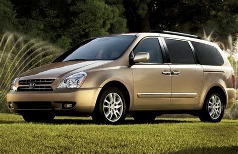 Kia Sedona 2010 Reviews 2010 Kia Sedona Overview Cargurus