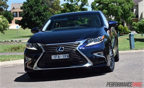 lexus es 2016 2016 lexus es 350 sports luxury review
