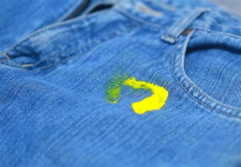 get paint how to get acrylic paint out of clothes