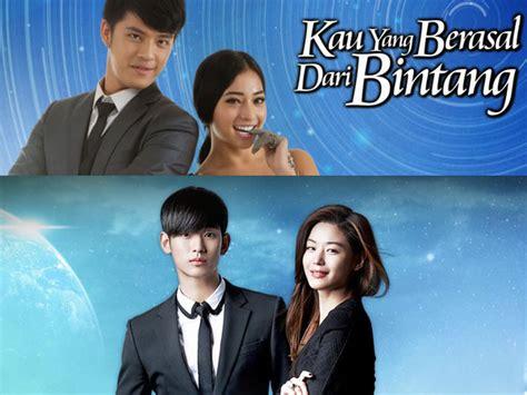 film indonesia yang meniru drama korea inilah beberapa judul sinetron indonesia yang dinilai
