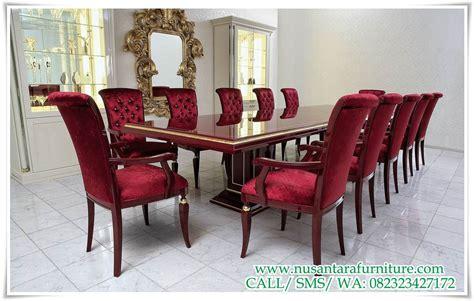 Kursi Tamu Warna Merah kursi makan minimalis harga murah furniture jepara