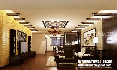 Drawing Room Ceiling Designs by 10 Unique False Ceiling Modern Designs Interior Living Room