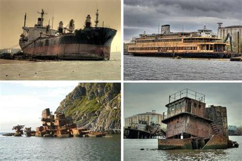boat salvage yard washington state ship graveyards abandoned ships boats and shipyards