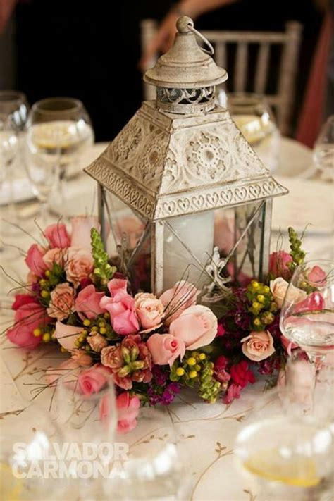 wedding centerpieces with flowers and lanterns 2 48 amazing lantern wedding centerpiece ideas deer pearl