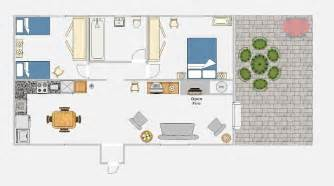 cottage open floor plan 2 bedroom cottage floor plans you would like to see