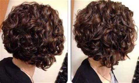 curly inverted bob back view pertaining to invigorate my