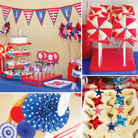 in july theme ideas fourth of july birthday ideas popsugar