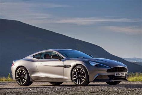 2018 aston martin vantage rumors redesign new cars review