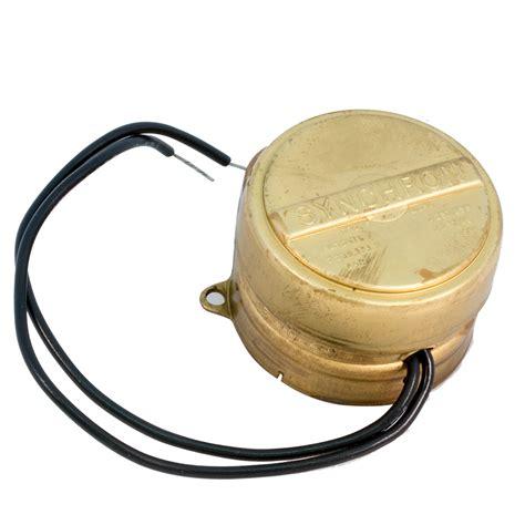 timer motor gear motors