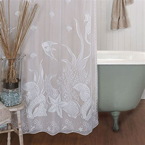 coastal collection shower curtain curtains for beach house html myideasbedroom com