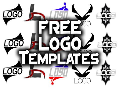 templates for logos free logo templates for photoshop
