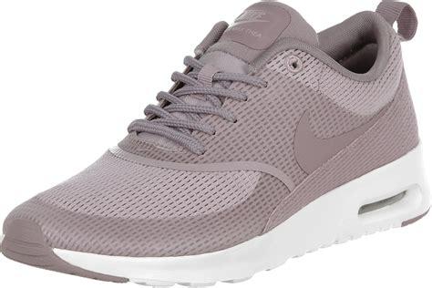 nike air max thea txt  shoes purple