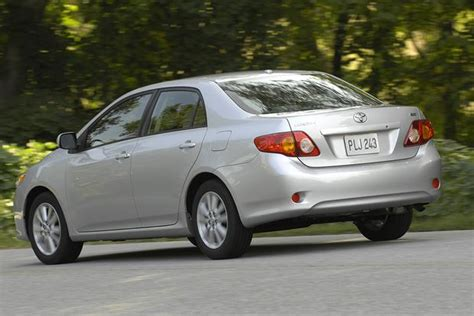 2010 Toyota Corolla S Reviews by 2010 Toyota Corolla Used Car Review Autotrader