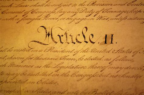 us constitution article 2 section 3 obamacare the constitution and the man who would be king