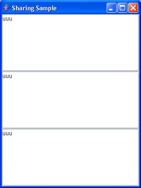 java swing text input text input demo textarea 171 swing jfc 171 java