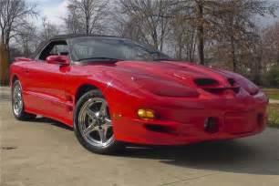 2000 Pontiac Firebird Convertible 2000 Pontiac Firebird Trans Am Convertible 96601