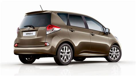 toyota verso toyota verso s mpv gets refreshed for 2015