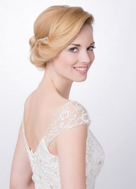 Hochsteckfrisuren Mittellang Hochzeit by Hochsteckfrisuren Hochzeit Mittellanges Haar