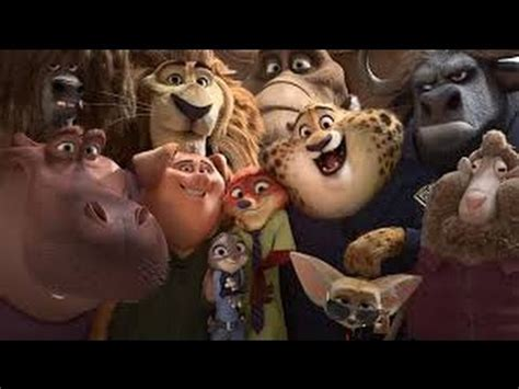 film animasi comedy zootropolis zootopia animasi comedy 2016 youtube
