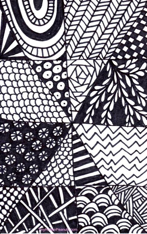 zen of design patterns 17 best ideas about easy zentangle patterns on pinterest