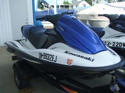 houseboat jet ski r for sale used 2006 kawasaki jet ski stx 12f in russells