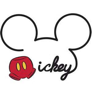 Monster High Bedrooms Mickey Mouse S Ears Giant Sticker Great Kidsbedrooms