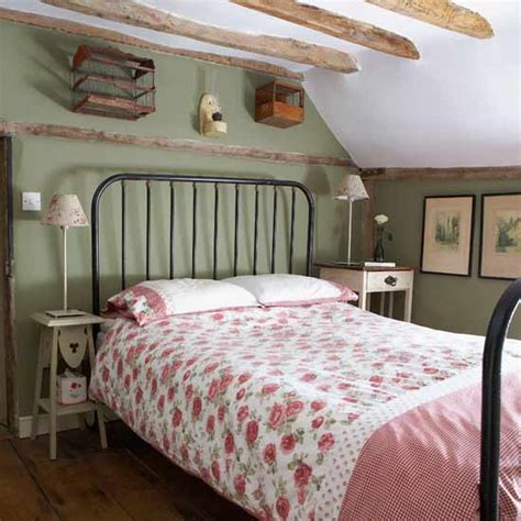 Vintage Rose Studio 3 Country Styled Bedrooms Country Bedrooms