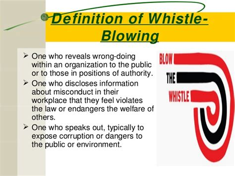 whistle meaning whistle blowing whistle blowers and acts