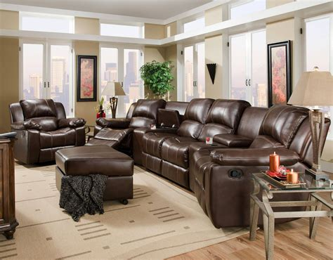 Theater Reclining Sofa The Best Theatre Sectional Sofas