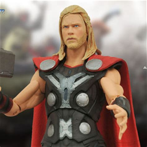 Age Of Ultron Thor Tinggi 30 Cm age of ultron figure marvel select thor completed hobbysearch anime
