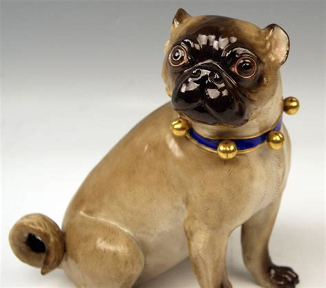meissen pugs for sale meissen lovely pug with rattles by kaendler circa 1850 for sale at 1stdibs