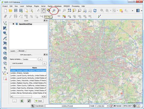 tutorial mapa qgis buscando y descargando datos de openstreetmap qgis