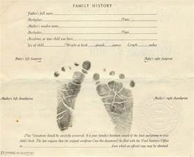 real birth certificate template july 2005 a birth project