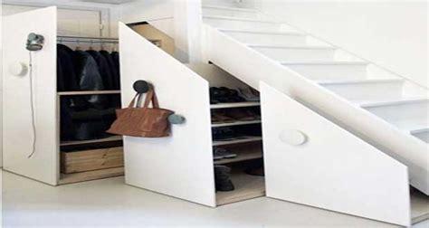 Placard Sous Escalier Plan by 9 Astuces Pour Am 233 Nager Un Espace Fut 233 Sous L Escalier
