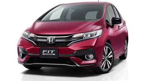 New Honda Fit 2018 by 2018 Honda Fit Jazz Reveals Itself On Japanese Website