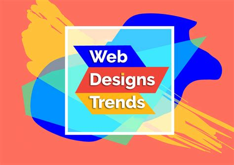 2017 web design trends before getting into 2018 check out these major web design