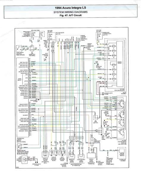 radio wiring diagram for 1992 honda civic wiring diagrams