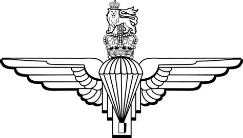 parachute regiment tattoo designs how do you compare to a paratrooper muddy race