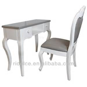 painted finish acetone proof nail technician tables used